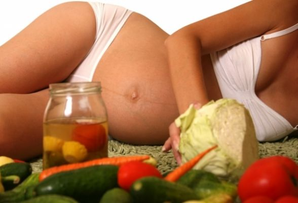 Диета при гастрите во время беременности