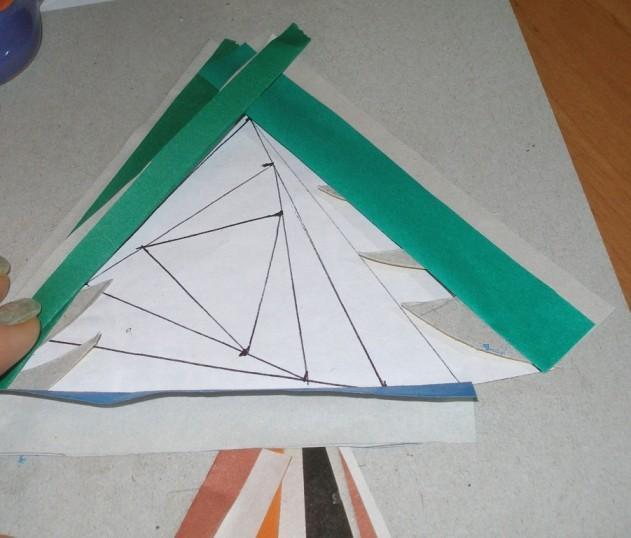 Детские открытки из бумаги