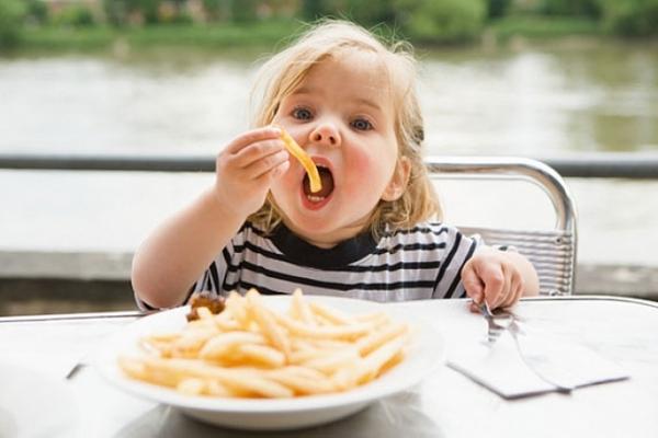 как составить рацион питания для похудения женщинам