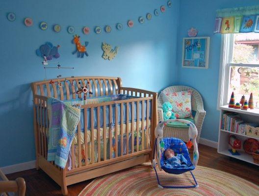Здоровье детской комнаты