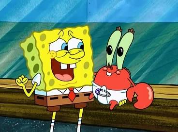 Губка Боб квадратные штаны (SpongeBob SquarePants