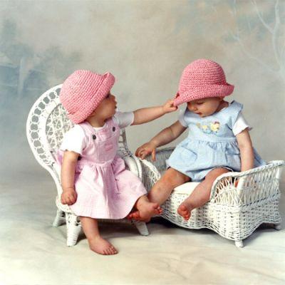 Воспитание детей близнецов: подводные камни