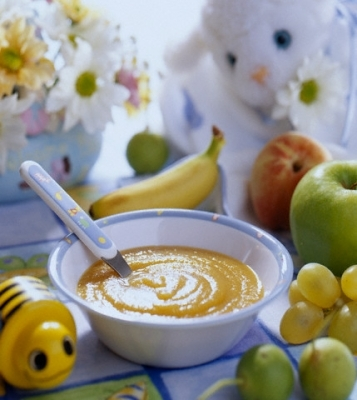 порядок прикорма ребенка с 4 месяцев