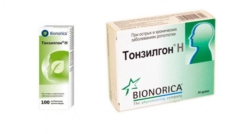 Тонзилгон Н отзывы. Советы и рекомендации врачей о препарате Тонзилгон Н по применению